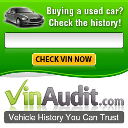 Check Your VIN Instantly - VinAudit.com