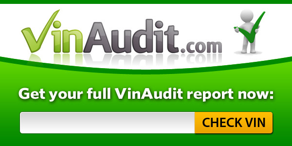 VIN Audit - Check Vehicle History