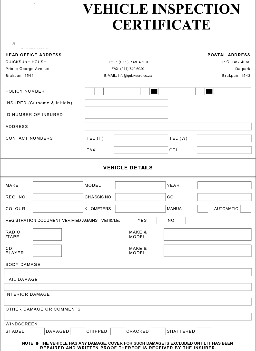 Nj state car inspection requirements 14